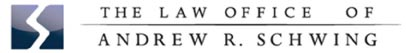 New Orleans Louisiana Personal Injury Attorney | Andrew R. Schwing Logo