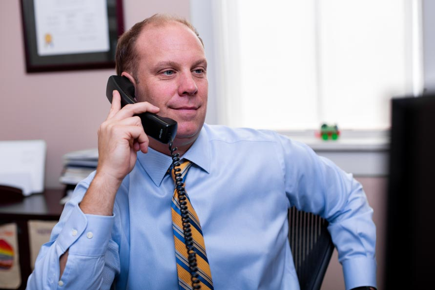 Louisiana Attorney Andrew R. Schwing Office Photo